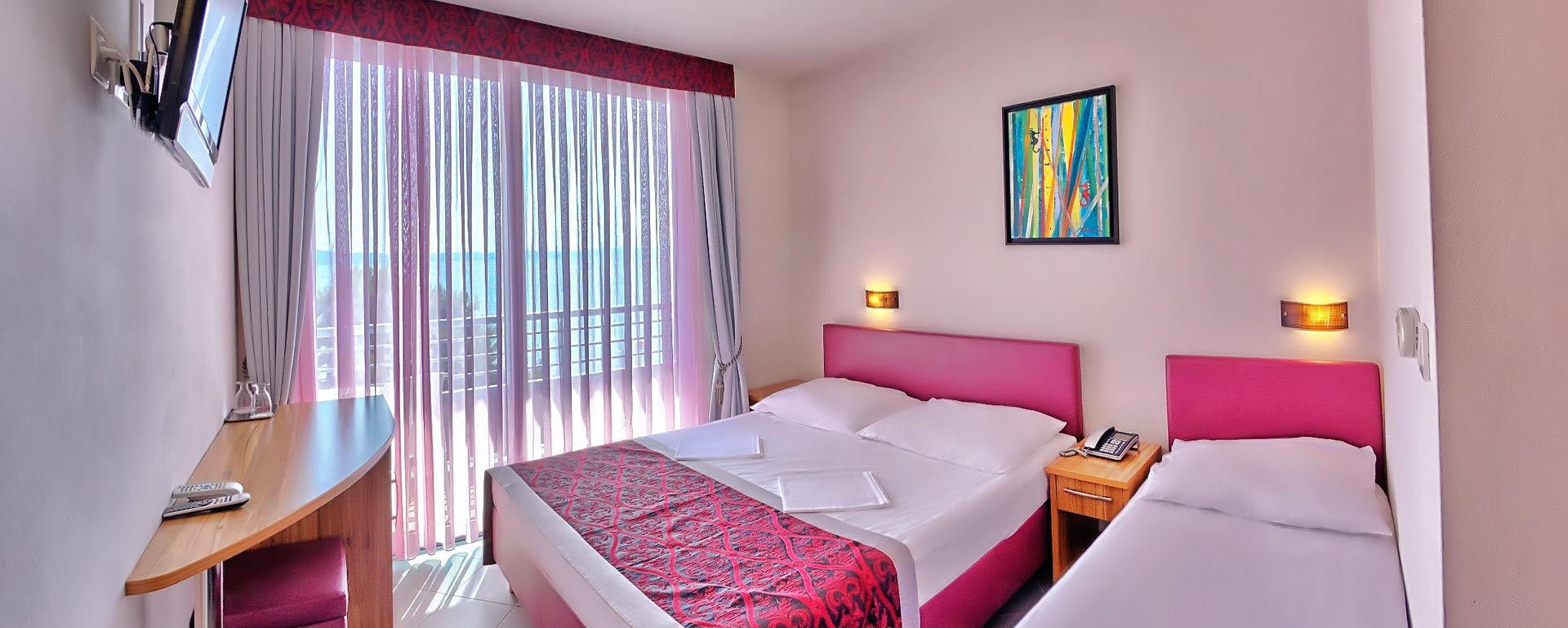 Double Bedroom Hotel Sirena